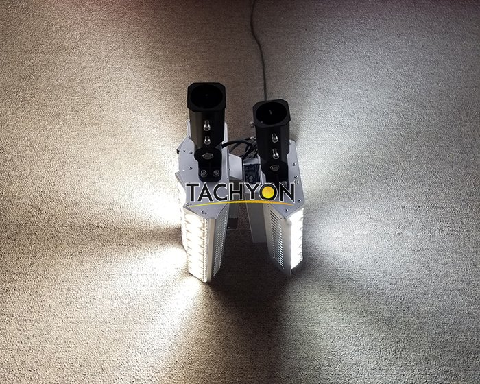 LED Street Light having different Color Temperature