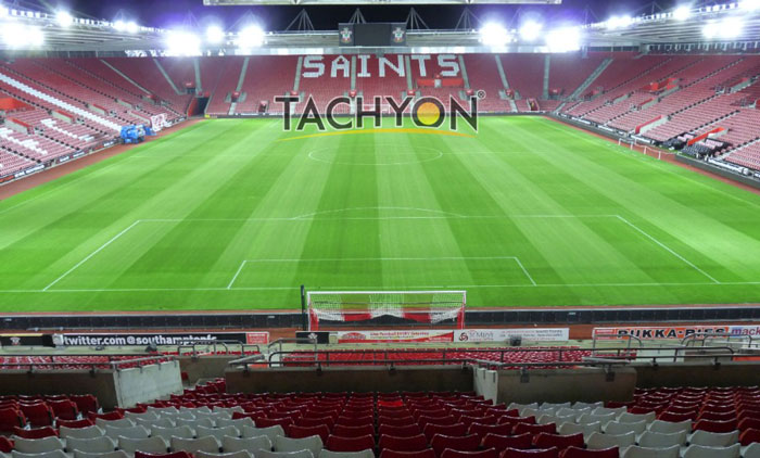 Our LED Lighting Project - Football Light installed in Premier League Stadium