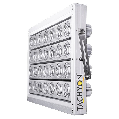 1000W High Power LED Football Stadium Flood Light-side view