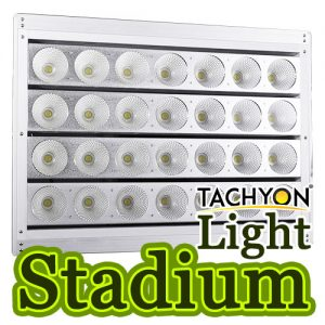 Àrd Power LED Ball-coise Stadium Flood Lights @ 1000W (An àite 3000W Metal Halide)