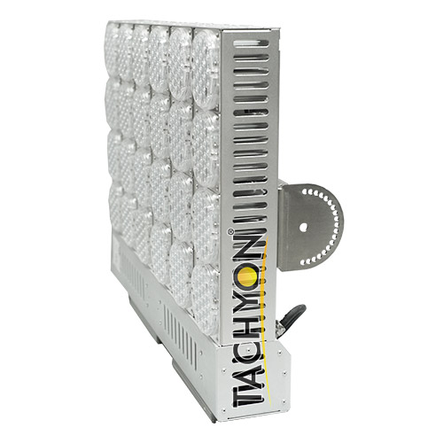 2000W High Power LED Stadium Light & Ball Field Flood Light-side view