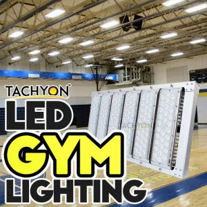 LED Gym Lights & Ezemidlalo Facilities Lighting @ 100W ukuba 1000W